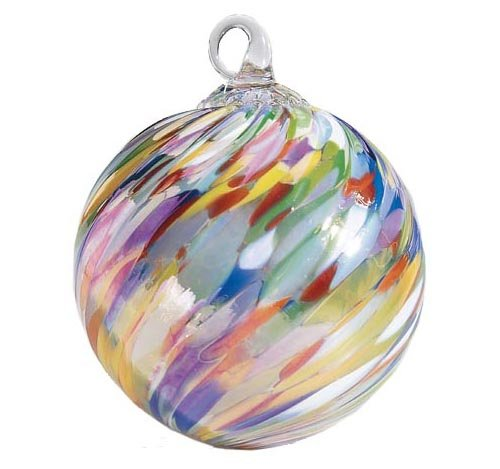 Glass Eye Studio Circus Twist Ornament