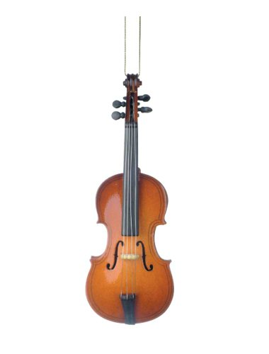 Music Treasures Co. Cello Christmas Ornament