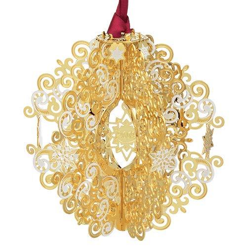 Beacon Design ChemArt Ornament – 2019 Snowflake