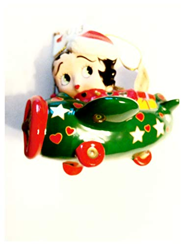 Betty Boop Danbury Mint Ornament 2013