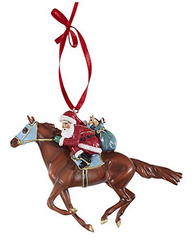 Breyer New Off to the Races Ornament #700650