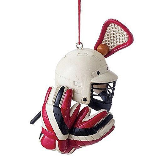 Midwest CBK Lacrosse Gear Ornament