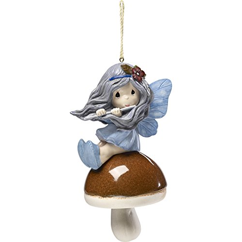 Precious Moments Forest Fairy Hanging Bell Ornament