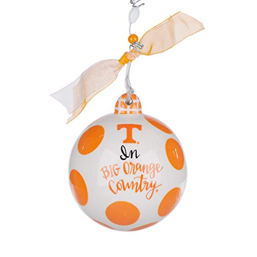 Glory Haus Tennessee Collegiate Hanging Ornament, Multi