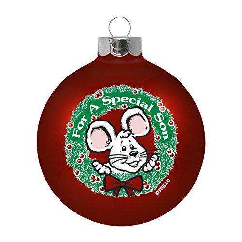Topperscot by Boelter Brands Boelter Brands Son Ornament, Red