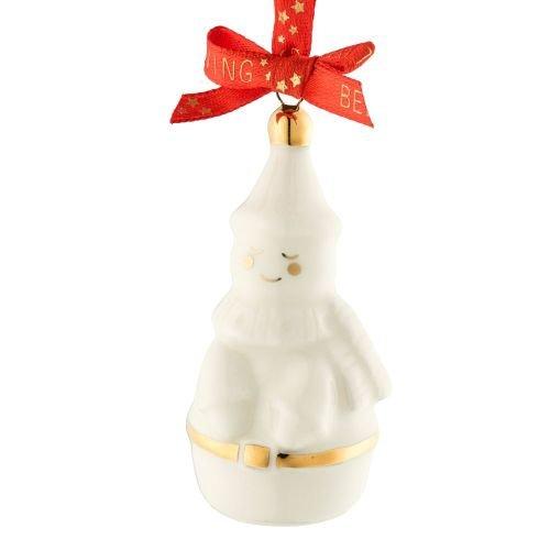 Belleek Elf Mini Ornament