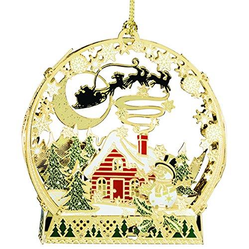 Beacon Design by ChemArt Christmas Snow Globe