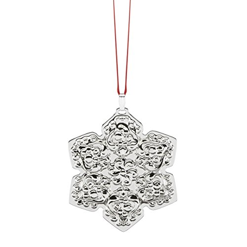 Reed & Barton Snowflake, 20th Edition Ornament