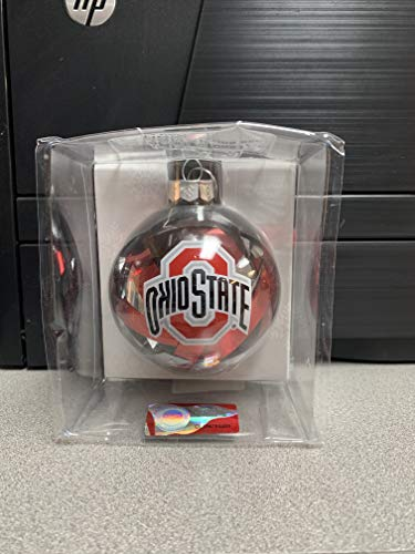 Topperscot Ohio State Ball Ornament