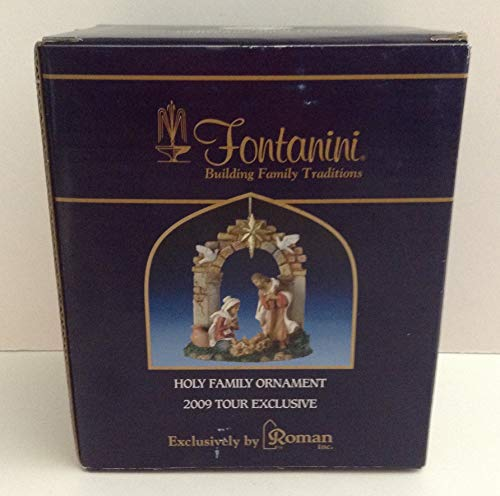 Fontanini, Holy Family Ornament 2009 Tour Exclusive