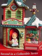 Carlton Heirloom Collectibles Holiday Town Ornament – Dated 1995