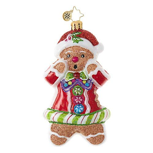 Christopher Radko Just One Bite! Candy & Sweets Christmas Ornament