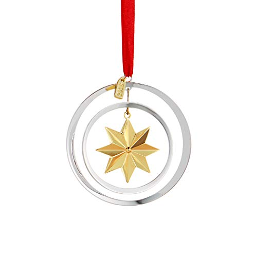 Nambe Holiday Annual Christmas Ornament 2018