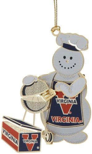 ChemArt Virginia Tailgater Ornament