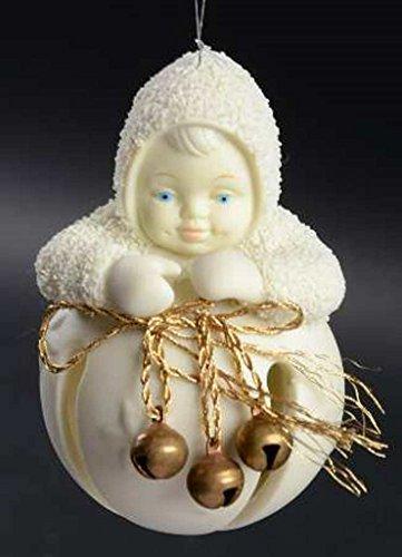 "Dept 56 Snowbabies Ornament ""Jinglebell Jinglebaby"" 68826"