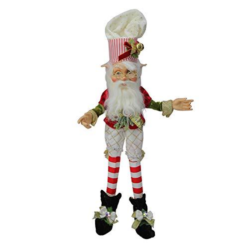Mark Roberts Collectible Northpole Baker Christmas Elf – Small 13″ #51-85606