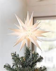 Elf Logic – Moravian Star Tree Topper – Beautiful Bright White 3D Lighted Christmas Star Tree Topper – Advent Star, Bethlehem Star (Assembly Required) (12 Inch, LED)