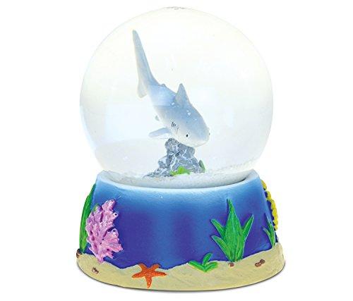 Snow Globe 9483 Shark (65MM), One Size, Multi