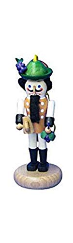 Steinbach wooden German Festival Nutcracker ornament – Tan