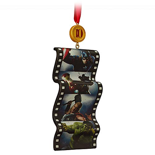 Disney Marvel Studios Legacy Sketchbook Ornament – Limited Release Mutli