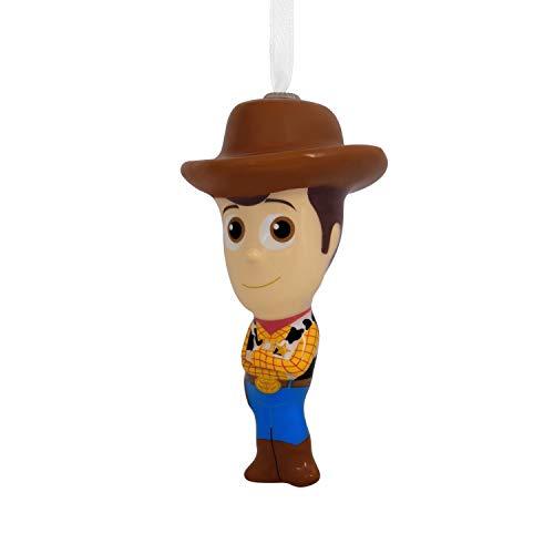 Hallmark Christmas Ornaments, Disney/Pixar Toy Story Woody Decoupage Ornament