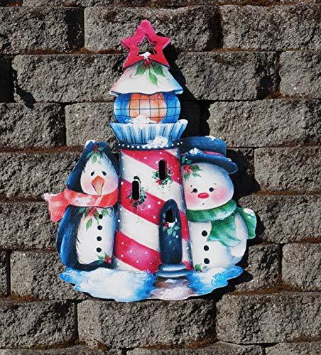 G. Debrekht Christmas Door Hanger