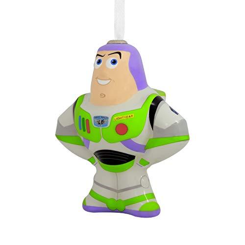 Hallmark Christmas Ornaments, Disney/Pixar Toy Story Buzz Lightyear Decoupage Ornament
