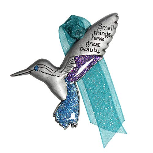 Gloria Duchin Hummingbird Christmas Ornament, Multicolor