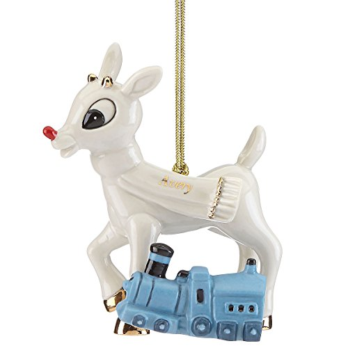 Lenox Rudolph Misfit Toy Train Ornament New in box by lenox 2018