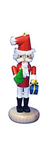 Steinbach wooden German Festival Nutcracker ornament – Red