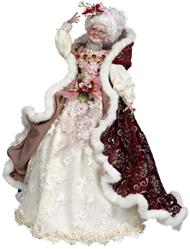 Mark Roberts 2018 Victorian Mrs. Claus 51-85720 23 Inches