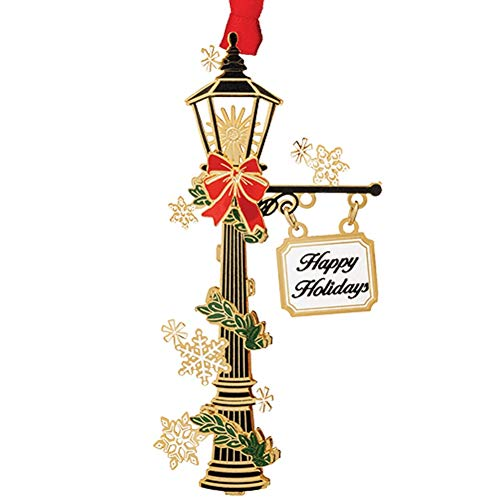 Beacon Design Holiday Lamp Post Ornament