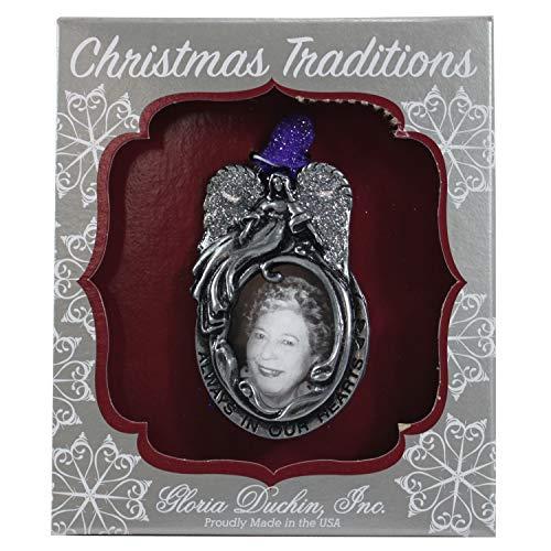 Connie N Randy Gloria Duchin Inc Always in Our Hearts Ornament