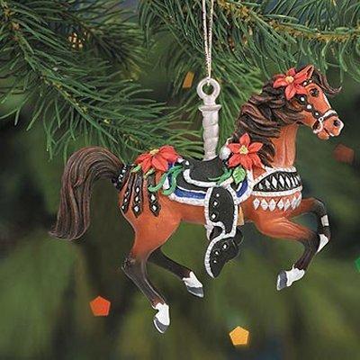 2005 Breyer Carousel Horse Ornament – Retired