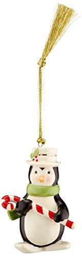 Lenox Chilly Penguin Ornament