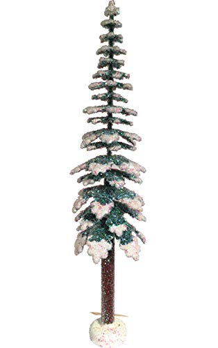 Alexander Taron 40CM Schaller Paper Mache Tree-40cm-16 H W x 4″ D, White