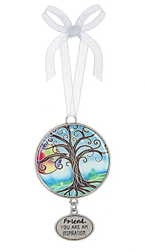 Ganz Tree of Life Friend You are an Inspiration 3 Inch Hanging Ornament