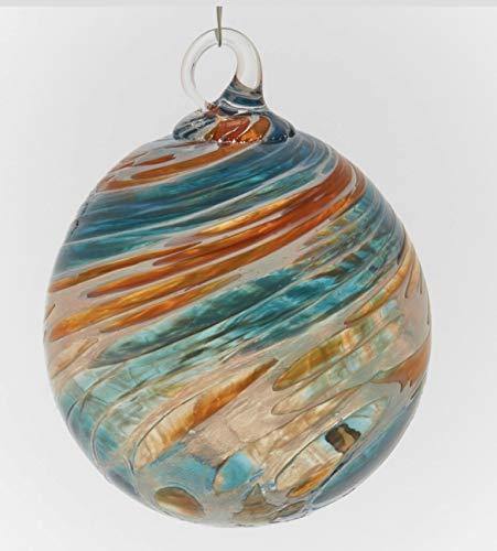 Glass Eye Studio Sea Shore Classic Ornament
