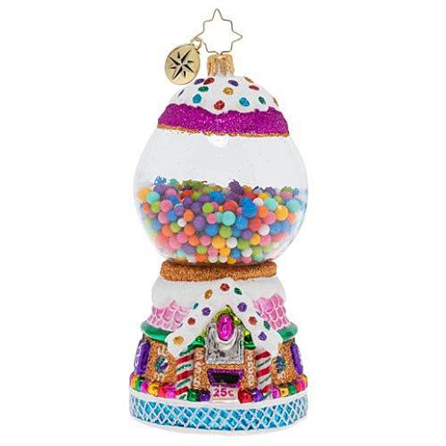 Christopher Radko Gumball Goodies Christmas Ornament, Multicolor