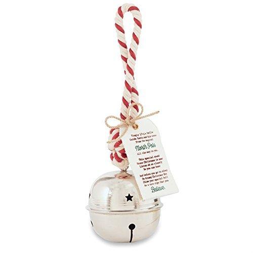 Mud Pie Jingle Bell Poem Ornament