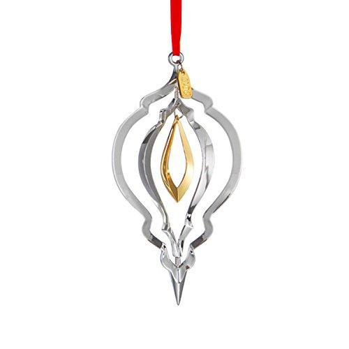 Nambè 2017 Annual Ornament, Silverplate