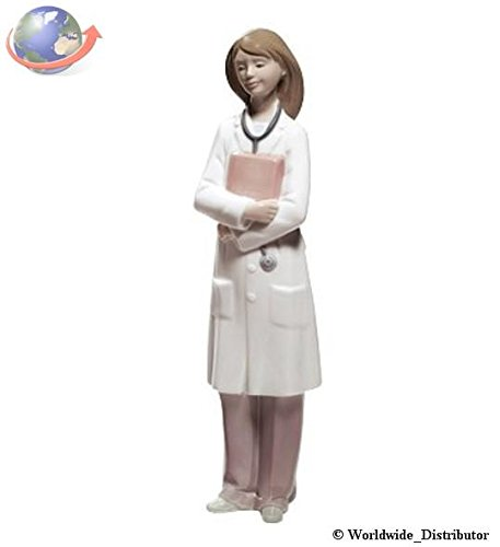 Nao Porcelain by Lladro DOCTOR – FEMALE 2001684