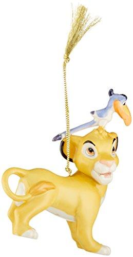 Lenox 870659 China Ornaments Simba & Zazu