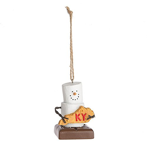 "Midwest CBK S'mores ""Kentucky"" Ornament"