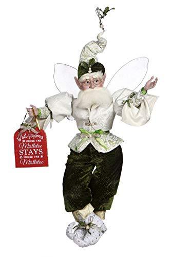 Mark Roberts Large Mistletoe Magic Fairy #5185892