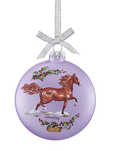 Breyer New Artist Signature Ornament Arabian Horses #700822