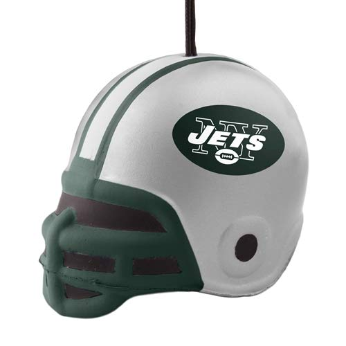 Topperscot New York Jets Squish Helmet Ornament