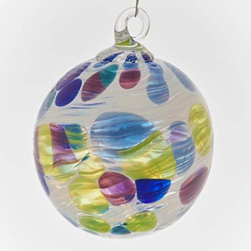 Glass Eye Studio Island Flurry Classic Ornament