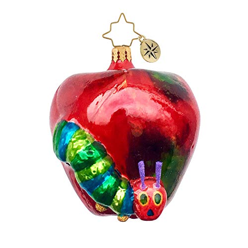 Christopher Radko A Very Hungry Caterpillar Christmas Ornament