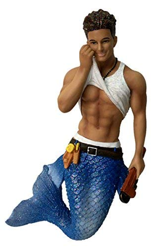 December Diamonds Merman Ornament – Plumbers Crack